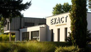 Le Laboratoire Exact a emménagé fin septembre 2016