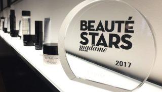 La Chênaie wins the Beauté Stars prize by Madame Figaro