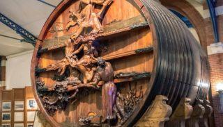 L'Atelier du Foudrier ou la parfaite maîtrise de l'art de la conception des grands contenants