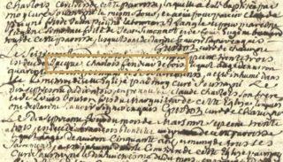 Jacques Charlois (1689-1733)