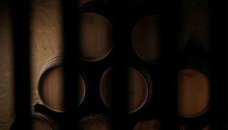 October in the cellar